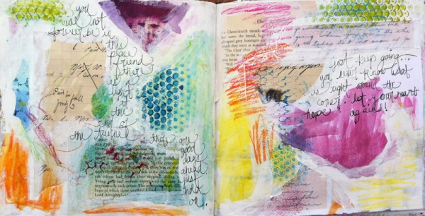 365 art journal challenge